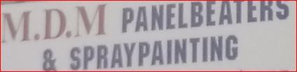 MDM Panelbeaters & Spraypainting