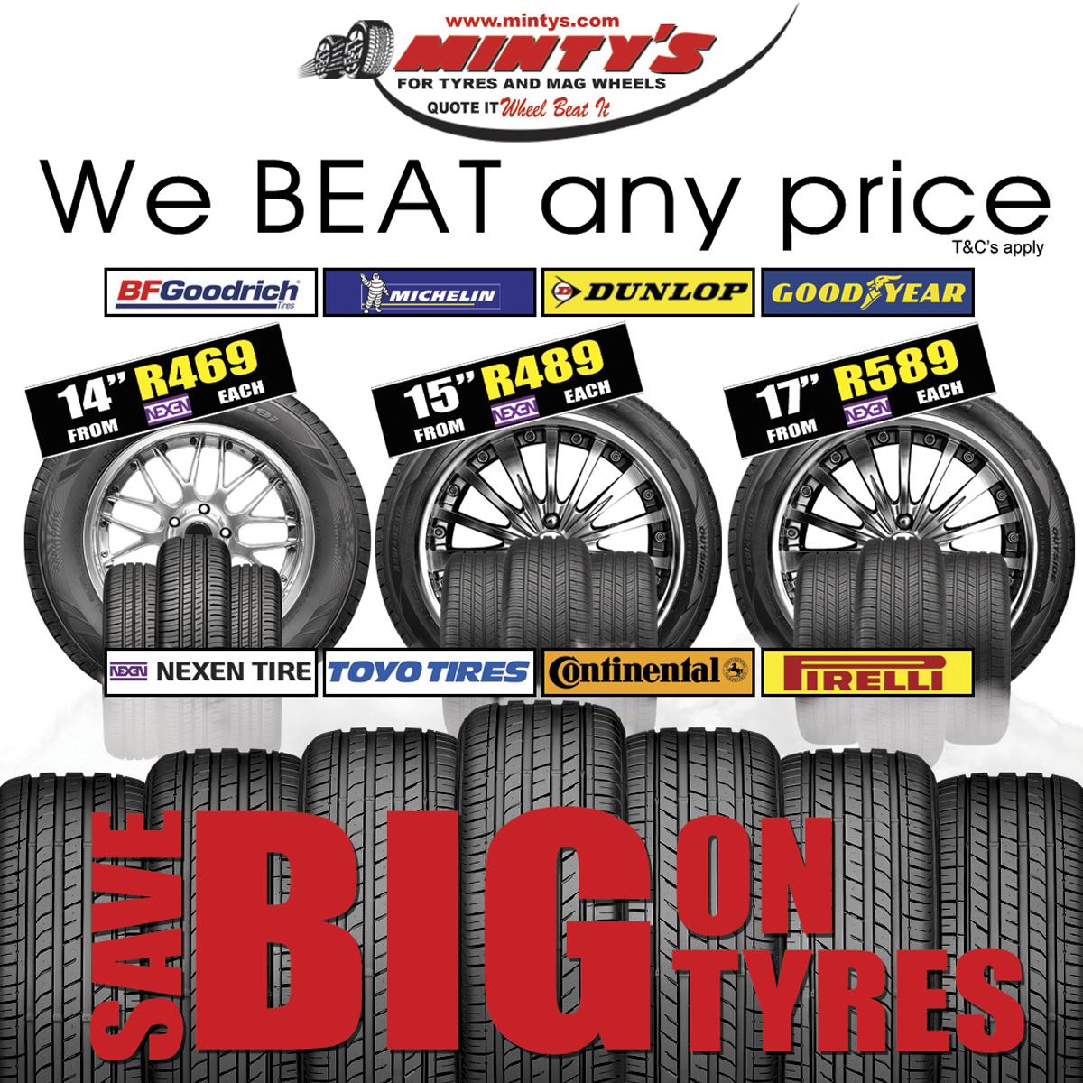 We Beat Any Price T's & C's Apply