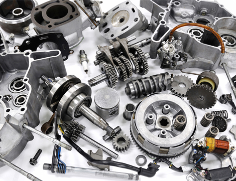 Toyota spares and service kits